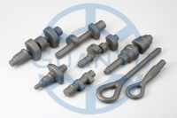 Shaft forged Parts,Trailer hook