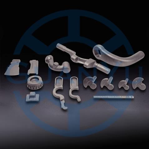 Metallic Parts