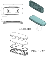 Cens.com PAD for Armrest FURTHER ENTERPRISE CO., LTD.
