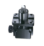 Radial Milling And Drilling Head