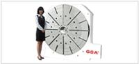 大型CNC分度盤