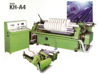 Rubber/Plastic Slitting & Rewinding Machine