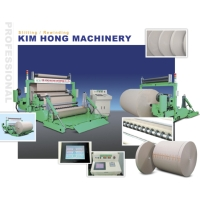 Cens.com Slitting/Rewinding KIM HONG MACHINE ENTERPRISE CO., LTD.