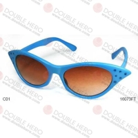 Fashion plastic Sunglasse