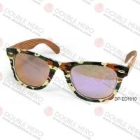 流行塑胶太阳眼镜