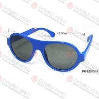 Kids Sporting Sunglasses
