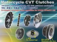 CVT clutches