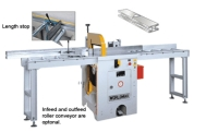 AL-18 Aluminum Window Machine Equipment