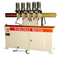 MD-516 / MD-616 Aluminum Window Machine Equipment