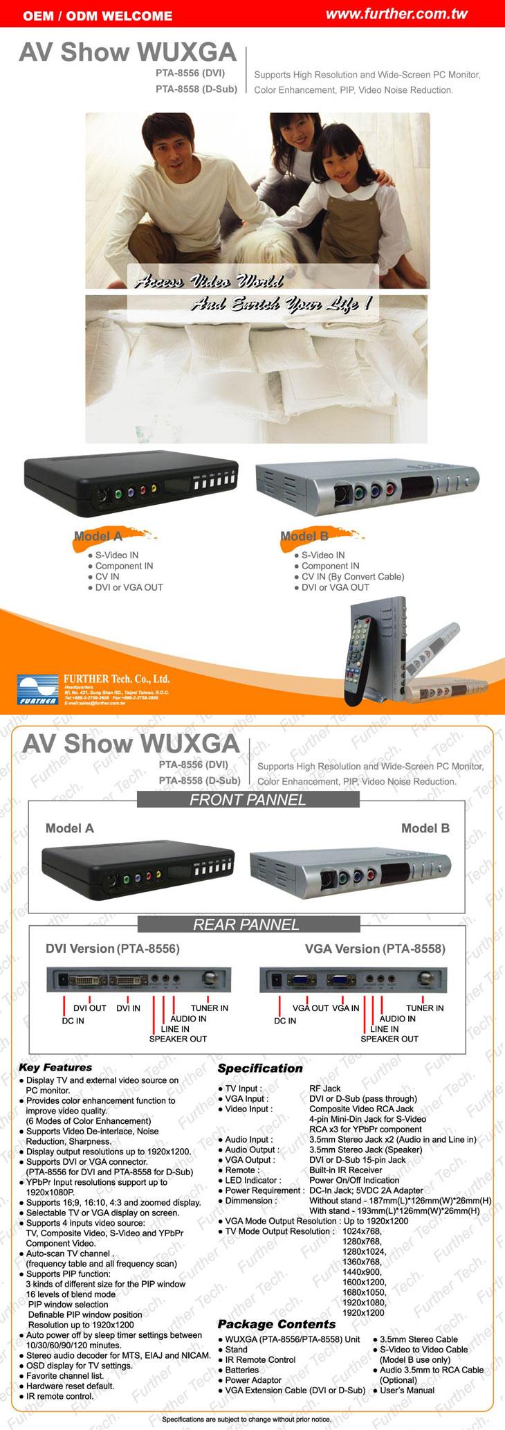 AV Show WUXGA