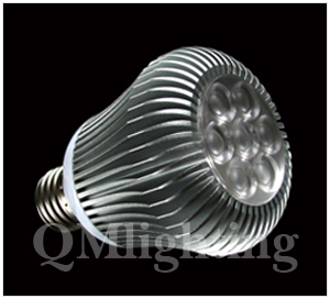 LED Bulbs R70 7×1W-2