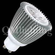 LED lighting GU10 3X2W-2