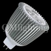 led lighting mr16 3X2W-2