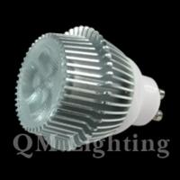 LED射燈 GU10 3x1W