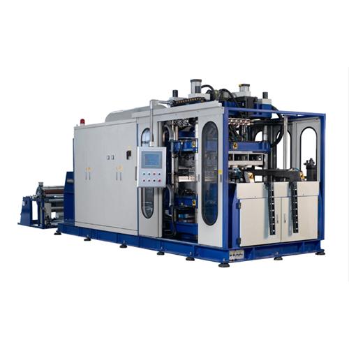 Plastic Vacuum Forming Machines
