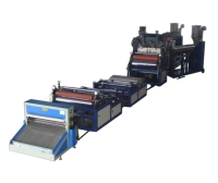 PP、ABS、PET、PC Single-layer & Multi-layer Sheet Co-extrusion Line