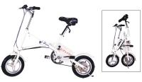 "Easylink 12"" Electric Folding Bike"