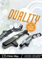 Forged Aluminum & Magnesium Parts