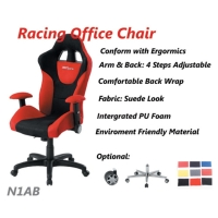 Cens.com Racing Office Chair RED HEART ENTERPRISE CO., LTD.