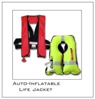 Auto-Inflatable Life Jacket