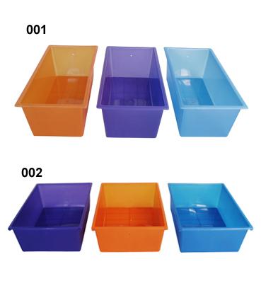 塑膠抽屜盒