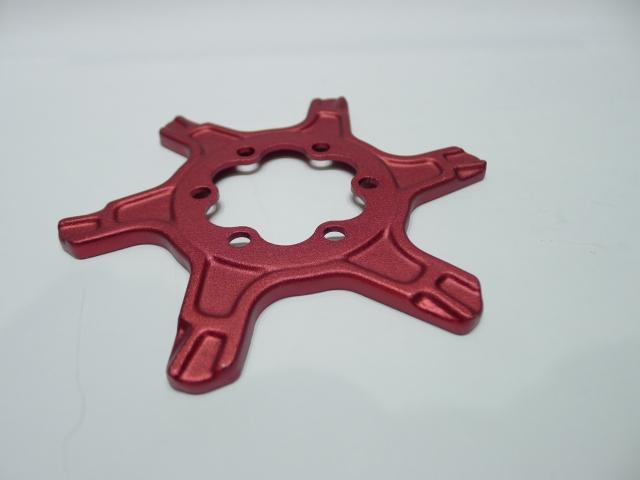 爪片,自行車零件,鋁合金加工,鍛造加工