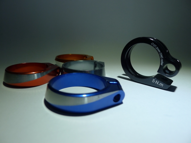 Seat Post Clamp, Forged Parts