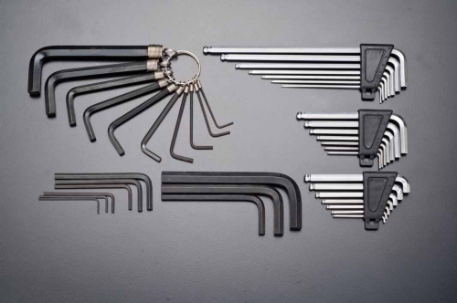 L-Shaped Wrench Set