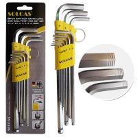 Hex Wrench(Long Model, W/Anti-Slip Ball)