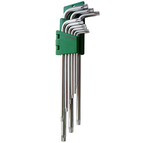 Star-Key Wrench Set (Extra-Long Model)