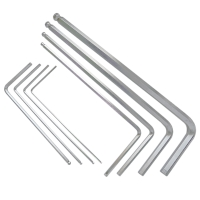 L-Shaped Hex-Key Wrench (T-Handle Set)