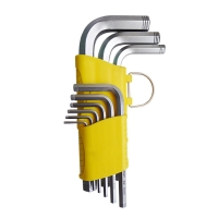 Hex Wrench (Short Model, Dual-Anti-Slip Safety Model) (OEM)