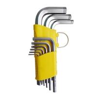 六角板手(安全雙防滑型)短 (OEM)/六角扳手組