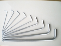 Hex Wrench (Long Model, W/Anti-Slip Ball)
