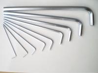 六角板手/六角扳手組(安全雙防滑型)長