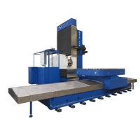 Cens.com Table-type Horizontal Boring Machine WRFT 130 CNC FERMAT GROUP A.S.