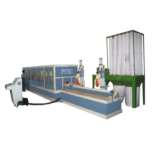 Seamless Core Grinding Machine