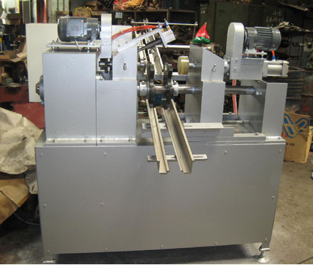 Composite Can Edge Bending Machine