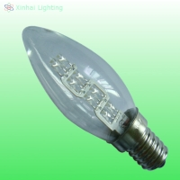 LED C26 E14蜡烛灯