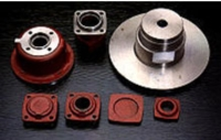 Forged parts, Cast parts, Casting, Forging, Stamping, stamped part
