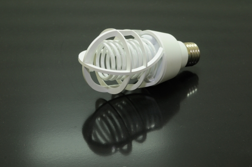 LCD Grid Spiral Bulb Extra-durable (CCFL)
