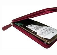Leather External HD Enclosure