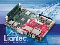 Cens.com Liantec EMB-3100 Intel Atom eMenlow Multimedia EmBoard LIANTEC SYSTEMS CORPORATION