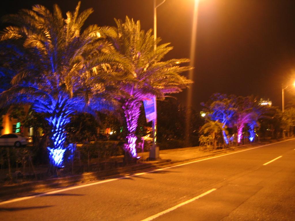 高功率LED投射燈
