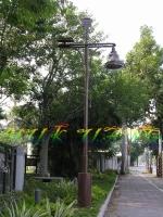 36W Wind & Solar-powered LED Streetlight