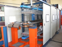 Vacuum-forming Machine