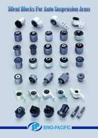 Silent Blocks (Bushing) For Auto Suspension Arms