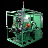 Double-Spindle NC Cutter