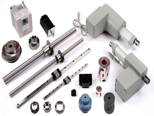 Linear Actuator / Ball Screw / Support Unit of Ball Screw / Precision Locknut / Linear Guideway