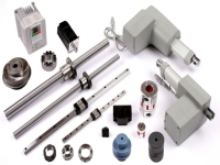 Cens.com Linear Actuator / Ball Screw / Support Unit of Ball Screw / Precision Locknut / Linear Guideway 台崴科技有限公司